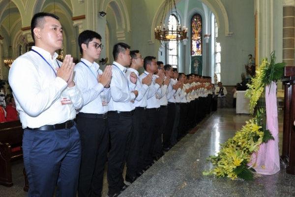 Một Giáo Xứ chính thức đưa vào làm cơ sở đào tạo Linh mục