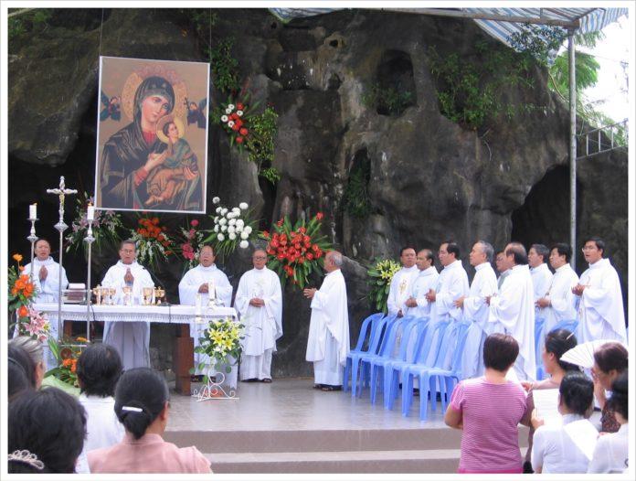 Những địa điểm hành hương kính Đức Mẹ tại Việt Nam - Ảnh minh hoạ 4