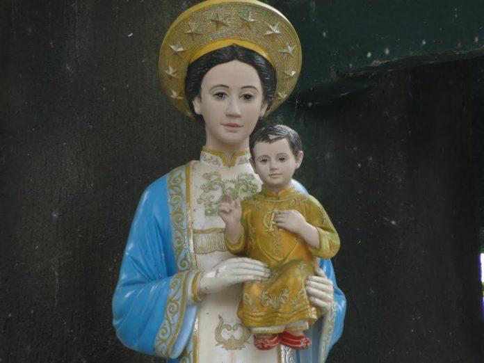 Những địa điểm hành hương kính Đức Mẹ tại Việt Nam - Ảnh minh hoạ 2