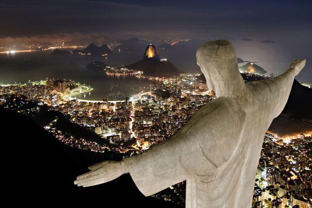Ảnh đẹp: 10 tượng đài Chúa Kitô đẹp nhất thế giới