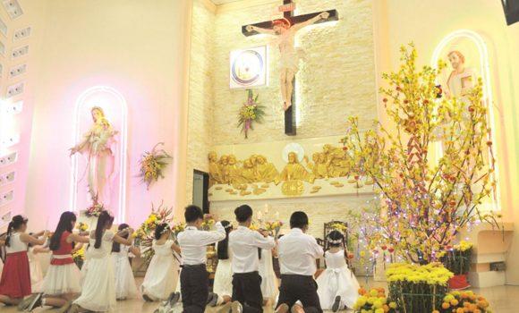 Người Việt Nam Công Giáo với Tết Nguyên Đán - Ảnh minh hoạ 3