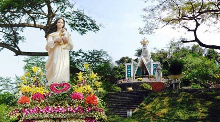 Những địa điểm hành hương kính Đức Mẹ tại Việt Nam - Ảnh minh hoạ 3