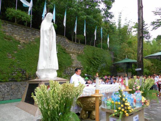 Những địa điểm hành hương kính Đức Mẹ tại Việt Nam - Ảnh minh hoạ 5