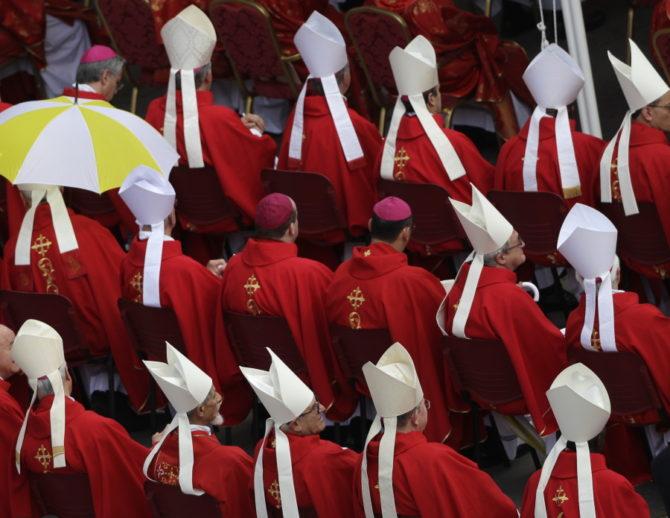 Tấn phong Hồng Y trong công nghị sắp tới? Việt Nam không còn Hồng Y cử tri vào tháng Tư tới.