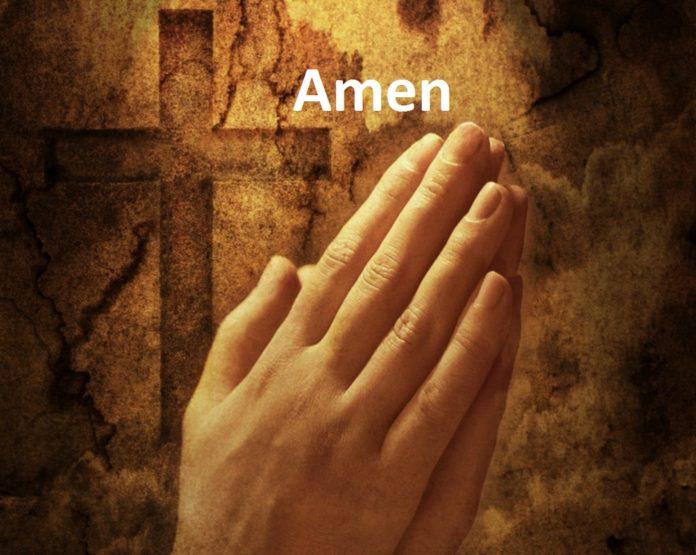"""Chữ """"Amen"""" có nghĩa là gì"""