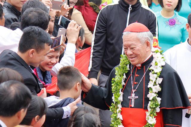 Thánh lễ Cầu Bình An cho năm mới 2018 tại Trung Tâm Hành Hương Bằng Sở