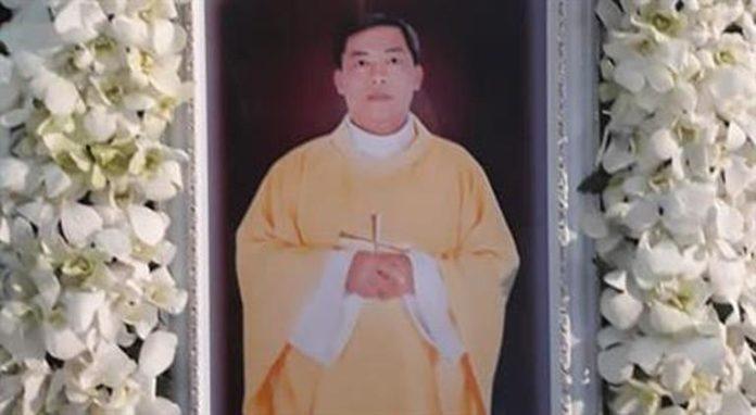 Cáo Phó Cha Đa Minh Nguyễn Đức Trung