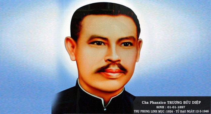 Phép lạ của Cha Phanxico Trương Bửu Diệp