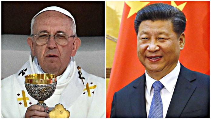 """Bài báo của Bắc Kinh ca ngợi """"sự khôn ngoan"""" của ĐGH Phanxicô về các giám mục Trung quốc"""