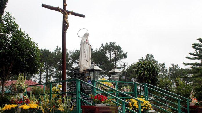 Những địa điểm hành hương kính Đức Mẹ tại Việt Nam - Ảnh minh hoạ 6