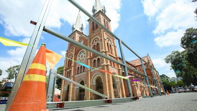 Báo cáo tổng quát của Ban Trùng Tu Nhà thờ Chính tòa Sài Gòn