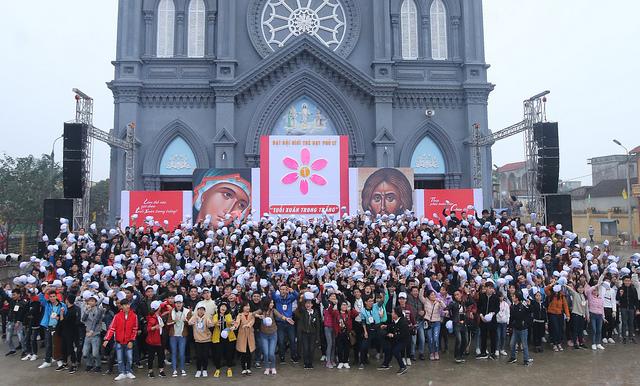 Đại hội giới trẻ giáo hạt Phủ Lý 2018 – Tổng Giáo Phận Hà Nội