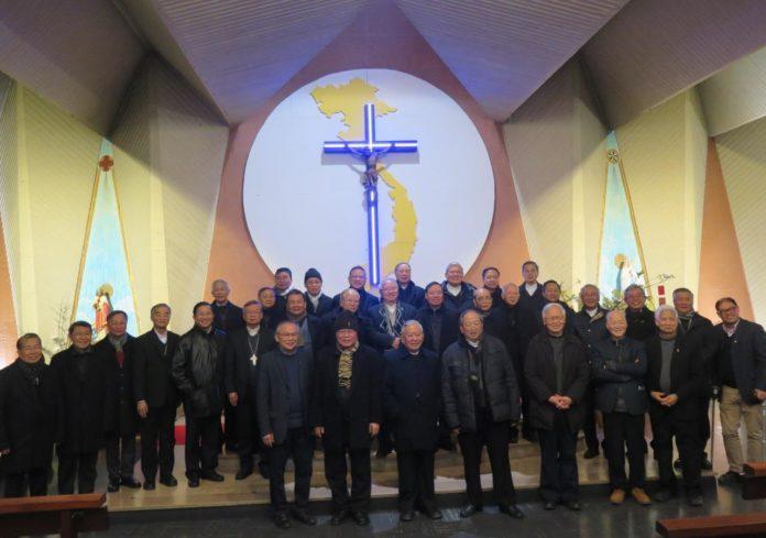 Hội đồng Giám mục Việt Nam: Nhật ký Ad Limina 2018 (Ngày 01.03.2018)