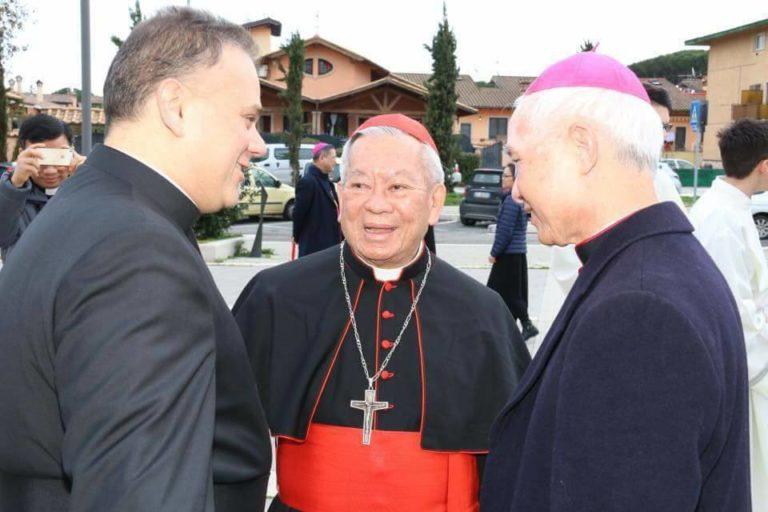 Các Giám mục Việt Nam ở Roma vui như ở nhà