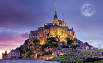 7 đền thánh cổ kính tại Âu Châu và Trung Đông nằm trên một đường thẳng