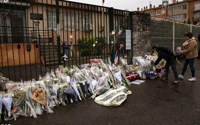 Đức Thánh Cha chia buồn về vụ khủng bố tại Nam Pháp