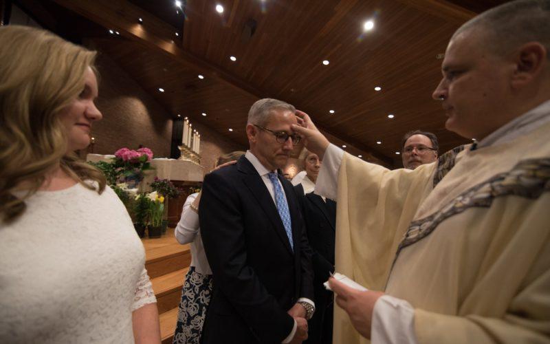 Mục sư Tin Lành Dự Lễ Chúa Nhật 28 Năm Mới Vào Đạo Công Giáo