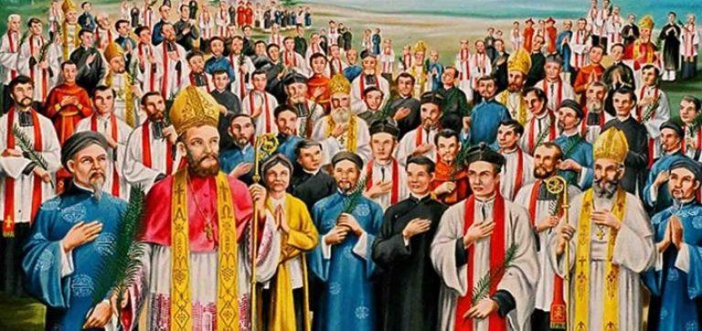Việt Nam mở năm thánh tôn vinh 117 thánh tử đạo