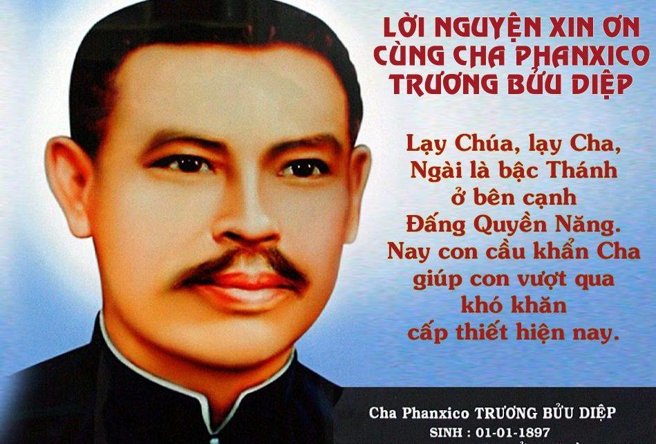 Hôm nay 12/3 lễ gιỗ lần 74 Cha Px TRƯƠNG BỬU DIỆP, Xin Cha gìn giữ chúng  con qua cơи dịcн вệин coʀoɴᴀ | Báo Công Giáo
