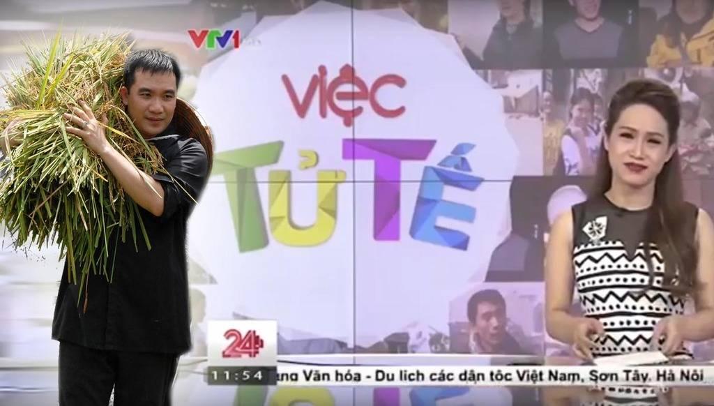 VTV1 Ngợi Ca Linh Mục Việt - Lm Nguyễn Sang