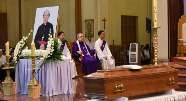 Lời chia buồn của Bộ Truyền Giáo trước sự ra đi của ĐTGM Phaolô Bùi Văn Đọc