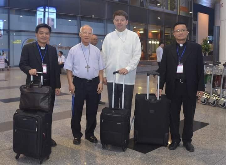 Đại diện Toà Thánh đến Việt Nam