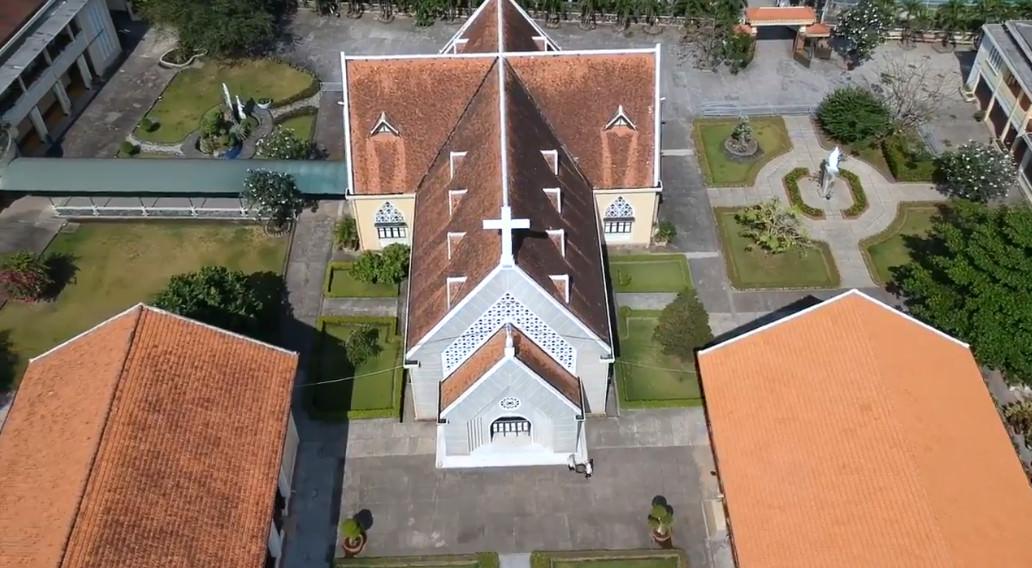 Nhà Thờ và Tu viện Mến Thánh Giá Thủ Thiêm cần được gìn giữ