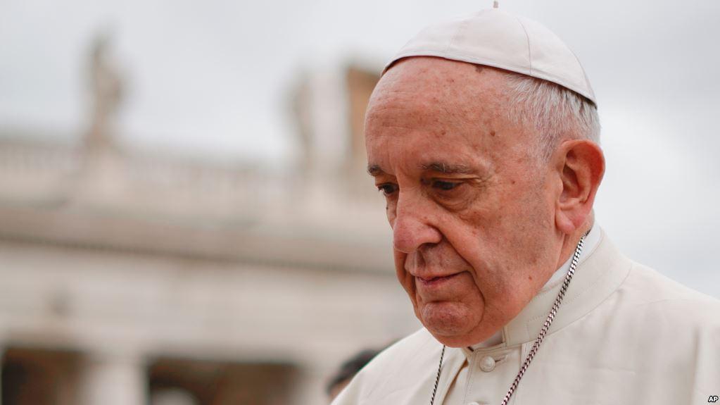 Bức thư của một Linh mục người Brazil gửi Đức Giáo hoàng Phanxicô
