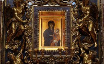 Ở đâu có Mẹ Maria, ở đó là mái ấm và ma quỷ không thể lẻn vào