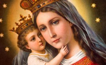 Maria hình tượng người phụ nữ trong gia đình công giáo