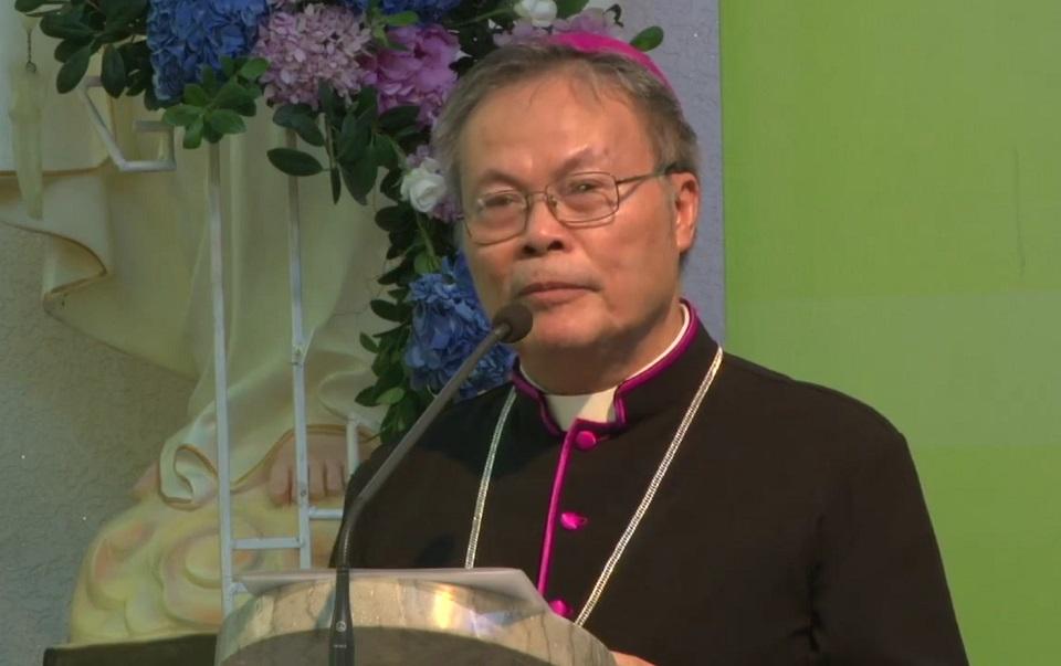 Đức TGM Giuse Nguyễn Chí Linh chia sẻ về quan hệ giữa Việt Nam – Vatican