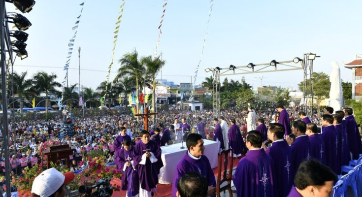 Khai mạc lễ giỗ lần thứ 72 của cha Phanxicô Xaviê Trương Bửu Diệp