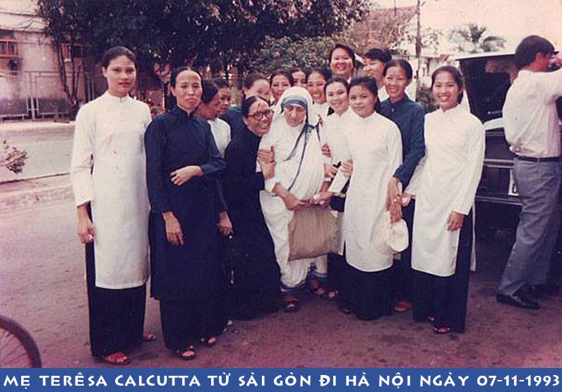 Mẹ Têrêsa Calcutta