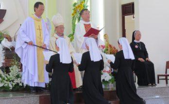 Dòng Mến Thánh Giá Cái Mơn: Hồng ân Thánh hiến