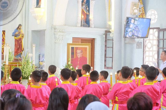 Ngày hành hương đấng đáng kính Phanxicô Xavie Nguyễn Văn Thuận