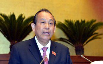 Đức Phanxicô sẽ tiếp Phó Thủ tướng Trương Hòa Bình