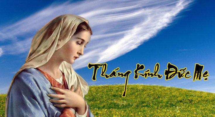 Lịch Công Giáo Tháng 05 – 2018( THÁNG KÍNH ĐỨC MẸ)