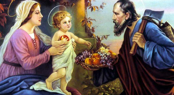 Tại sao kính thánh Giuse vào tháng 3
