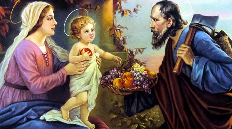Thánh Giuse, Bạn Trăm Năm Đức Maria – Ngày 19/3