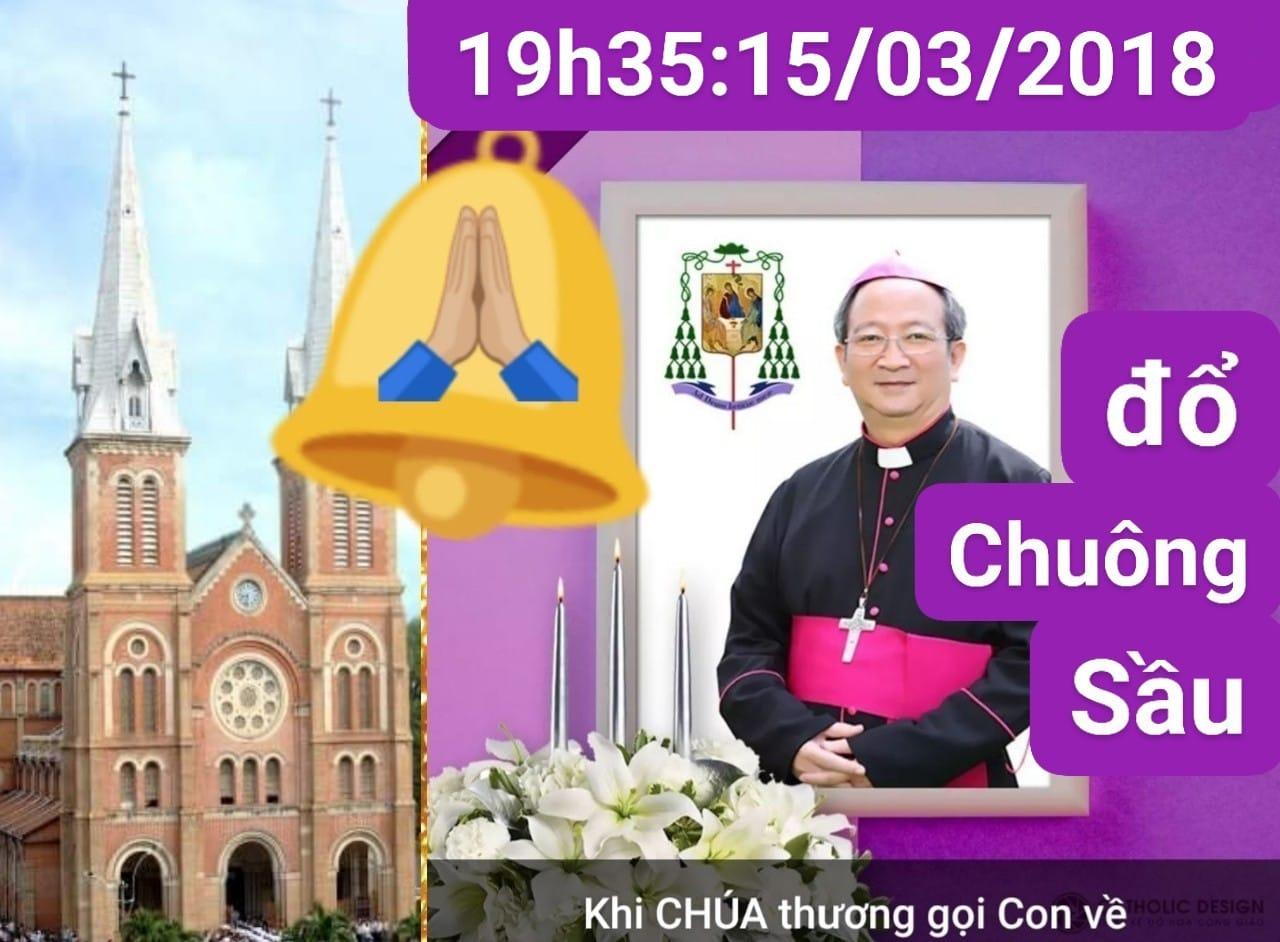 Các Nhà Thờ Đổ Chuông Khi Đức Tổng Phaolô Về Việt Nam