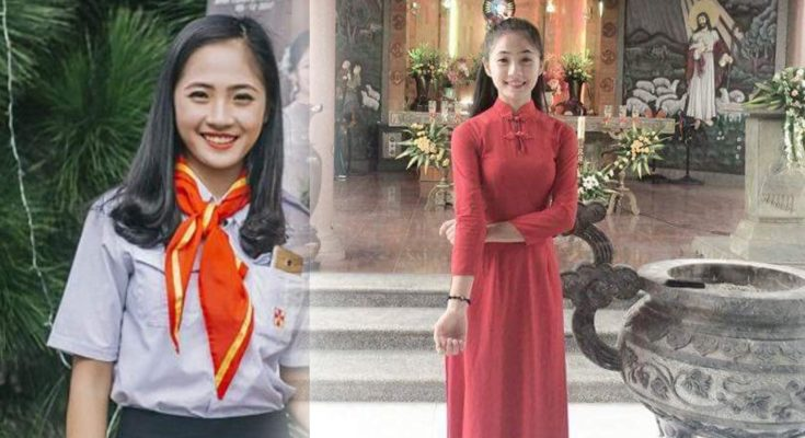 Xin cộng đoàn giúp đỡ tìm em Em Hoàng Thị Thảo Vân, xứ Đoàn Antôn Yên Lạc