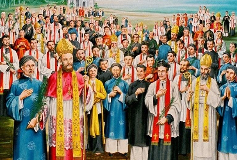 các Thánh Tử Đạo Việt Nam