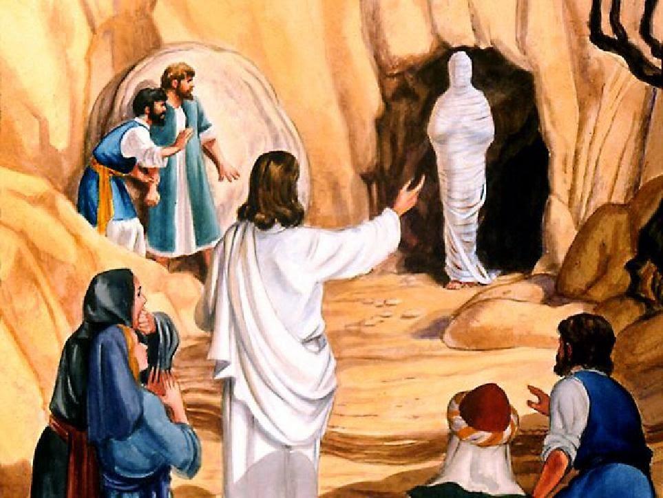 Những Người Được Chúa Cho Sống Lại