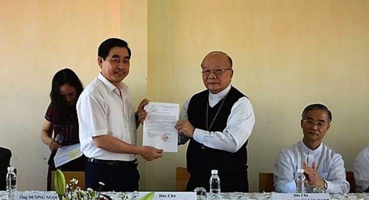 Công Bố Thiết Lập Cơ Sở II Đại Chủng Viện Thánh Giuse Xuân Lộc