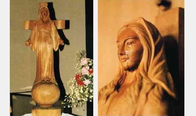 Đức Mẹ Maria hiện ra tại Akita, Nhật Bản.