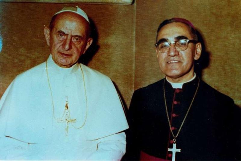 Đức TGM Oscar Romero và Đức Giáo Hoàng Phaolô VI sẽ được tuyên Thánh vào ngày 14/10 sắp tới