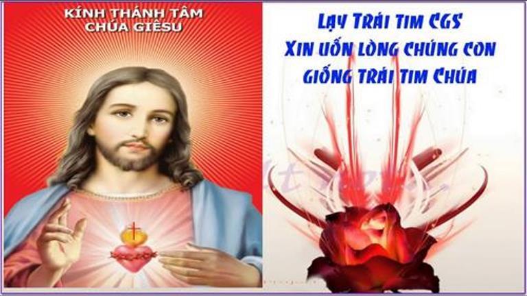 kính Thánh Tâm Chúa Giêsu