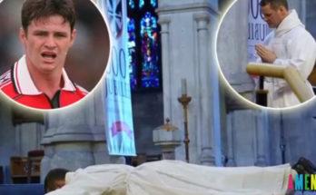 Từ cầu thủ bóng đá giải Ngoại hạng Anh trở thành Tu sĩ Linh mục Dòng Đaminh