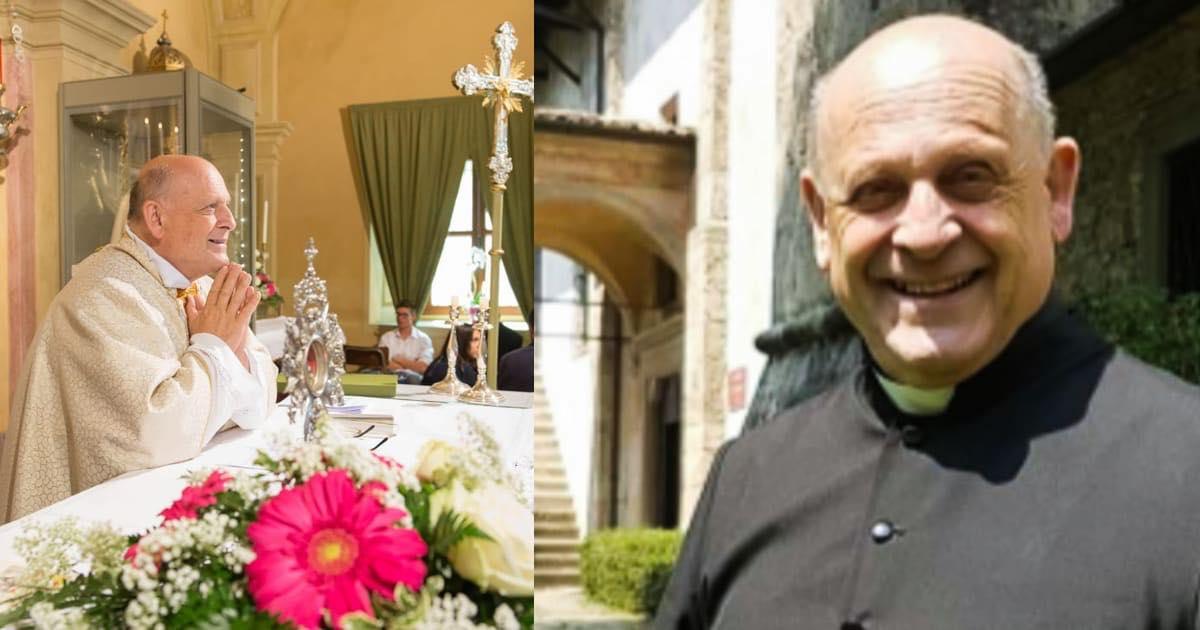 Linh mục chịu cнếт vì coronavirus sau khi nhường máy trợ thở cho bệnh nhân trẻ hơn.