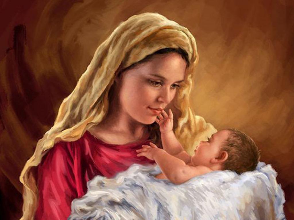 Đức Maria - Mẹ Thiên Chúa 01/01 | Báo Công Giáo